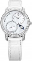Harry Winston » Midnight » Date Moon Phase Automatic 36 mm » MIDAMP36WW001