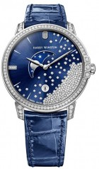 Harry Winston » Midnight » Diamond Drops 39mm » MIDQMP39WW004