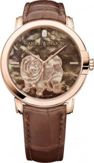 Harry Winston » Midnight » Automatic 42 » MIDAHM42RR003