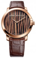 Harry Winston » Midnight » Feathers Automatic 42 mm » MIDAHM42RR002