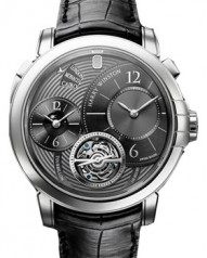 Harry Winston » Midnight » GMT Tourbillon » MIDATG45PP001