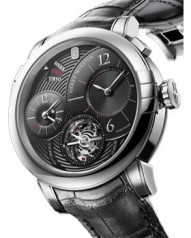 Harry Winston » Midnight » GMT Tourbillon » MIDATG45WW001 Shanghai Limited Edition