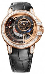 Harry Winston » Ocean » Dual Time Automatic 44mm » OCEATZ44RR012
