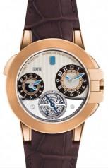 Harry Winston » Ocean » Tourbillon GMT » OCEATG45RR001