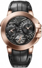 Harry Winston » Ocean » Tourbillon GMT » OCEATG45RR003