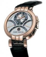 Harry Winston » Premier » Excenter Chronograph » 200/MCRA39RL.W