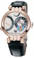 Harry Winston » Premier » Excenter TimeZone » 200/MMTZ39RL.W