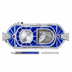 Harry Winston » Travel Time » Precious Signature » HJTQHM00WW005