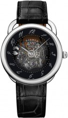 Hermes » Arceau » Squelette » Smoked Dial