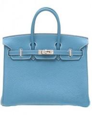 Hermes » Birkin » Birkin 25 » Birkin 25 Blue Jean