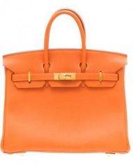 Hermes » Birkin » Birkin 25 » Birkin 25 Orange