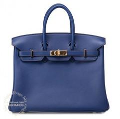 Hermes » Birkin » Birkin 25 » Birkin 25 Blue Sapphire