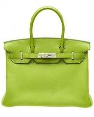 Hermes » Birkin » Birkin 30 » Birkin 30 Anis Green