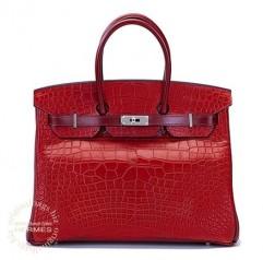 Hermes » Birkin » Birkin 35 » Birkin 35 Rouge H