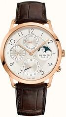 Hermes » Slim d'Hermes » Quantieme Perpetuel » W041406WW00