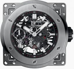 Hublot » Big Bang » Meca-10 Clock » DC.MECA.10.SX.SP.1123