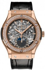 Hublot » Classic Fusion » Aerofusion Moonphase 45 mm » 547.OX.0180.LR.1104