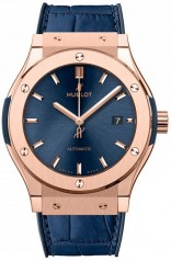 Hublot » Classic Fusion » Automatic 42 mm » 542.OX.7180.LR