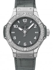 Hublot » _Archive » Big Bang 38mm Earl Gray Steel » 361.ST.5010.LR.1104