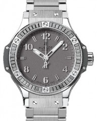 Hublot » _Archive » Big Bang 38mm Earl Gray Steel » 361.ST.5010.ST.1912