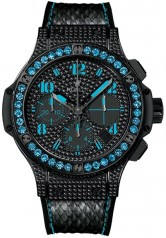 Hublot » _Archive » Big Bang 41mm Big Bang Black Fluo » 341.SV.9090.PR.0901