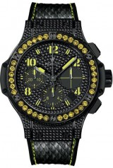 Hublot » _Archive » Big Bang 41mm Big Bang Black Fluo » 341.SV.9090.PR.0911