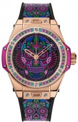 Hublot » _Archive » Big Bang One Click Calavera Catrina 39 mm » 465.OX.1190.VR.1299.MEX18