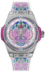 Hublot » _Archive » Big Bang One Click Calavera Catrina 39 mm » 465.SX.2090.VR.1299.MEX18