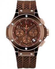 Hublot » _Archive » Big Bang 41mm Limited Edition Cappuccino Chocolate » 341.SL.1008.RX