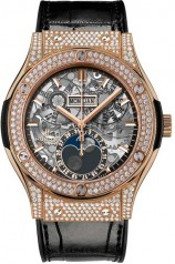 Hublot » Classic Fusion » Aerofusion Moonphase 42 mm » 547.OX.0180.LR.1704