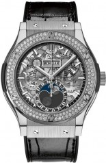 Hublot » Classic Fusion » Aerofusion Moonphase 42 mm » 547.NX.0170.LR.1104