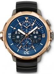 IWC » Aquatimer » Perpetual Calendar Digital Date Month » IW379402