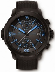 IWC » _Archive » Aquatimer Chronograph 50 Years Science For Galapagos » IW379504