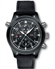 IWC » _Archive » Pillot`s Watches Classic Double Chronograph Limited » IW378601