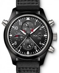 IWC » _Archive » Pillot`s Watches Double Chronograph Edition TOP GUN » IW379901