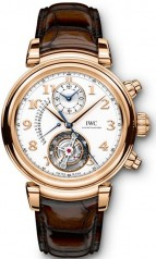 IWC » Da Vinci » Tourbillon Retrograde Chronograph » IW393101