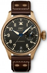 IWC » Pilot`s Watches » Big Pilot's Watch Heritage » IW501005