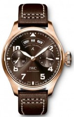 IWC » Pilot`s Watches » Big Pilot's  Annual Calendar Edition Antoine de Saint Exupery » IW502706