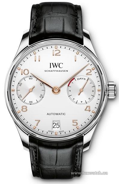 IWC » Portuguese » Automatic » IW500704