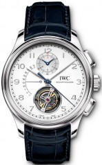 IWC » Portuguese » Tourbillon Retrograde Chronograph » IW394006