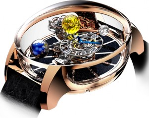 Jacob & Co. » Grand Complication Masterpieces » Astronomia Automatic »  AT130.40.AC.SD.A