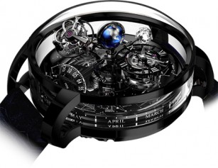 Jacob & Co. » Grand Complication Masterpieces » Astronomia Sky » AT110.31.AA.WD.A