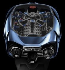 Jacob & Co. » Grand Complication Masterpieces » Bugatti Chiron Tourbillon » BU200.20.AF.AB.BBRUA