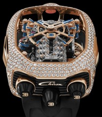 Jacob & Co. » Grand Complication Masterpieces » Bugatti Chiron Tourbillon » BU200.40.RD.AA.ABRUA