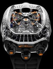Jacob & Co. » Grand Complication Masterpieces » Bugatti Chiron Tourbillon » BU800.30.AA.UA.A