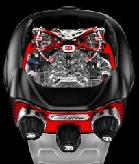 Jacob & Co. » Grand Complication Masterpieces » Bugatti Chiron Tourbillon » U200.21.AI.UA.BBRUA