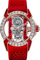 Jacob & Co. » High Jewelry Masterpieces » Epic X Tourbillon » EX500.40.BD.BR.A