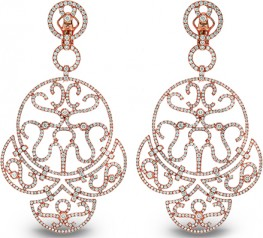 Jacob & Co. » Lace Jewelry Collection » Lace Earrings » 91329779