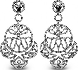 Jacob & Co. » Lace Jewelry Collection » Lace Earrings » 91329849