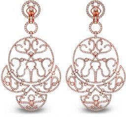 Jacob & Co. » Lace Jewelry Collection » Lace Earrings » 91329945